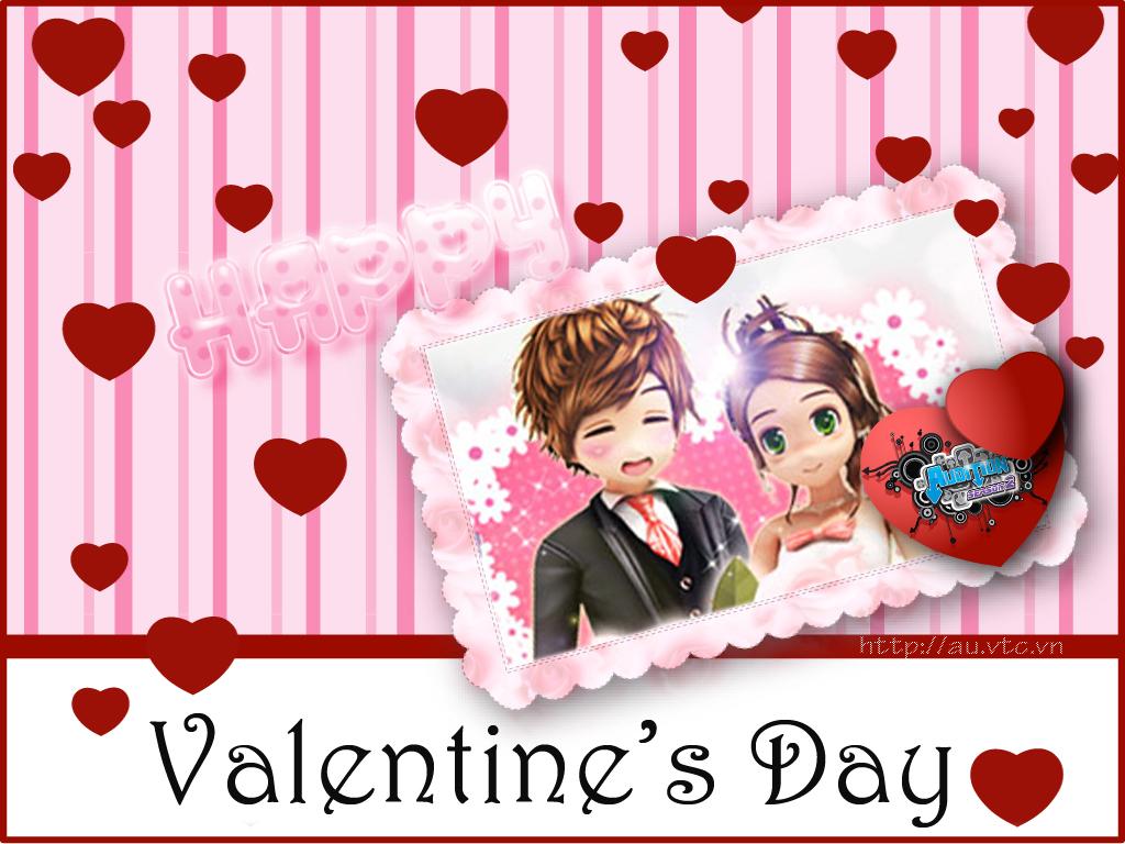 Loi chuc Valentine cho ban gai ngot ngao nhat