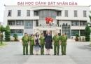 Đại học Cảnh sát nhân dân tuyển 840 chỉ tiêu tuyển sinh năm 2014