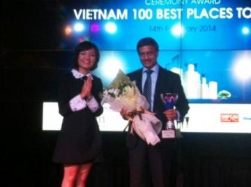 Danh sách 100 nơi làm việc tốt nhất Việt Nam