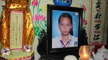 Thương xót nữ sinh lớp 6 xả thân cứu em nhỏ 5 tuổi chết đuối