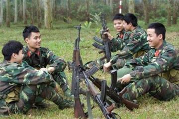 Chỉ tiêu tuyển sinh trường sĩ quan lục quân 1 (ĐH Trần Quốc Tuấn) 2014