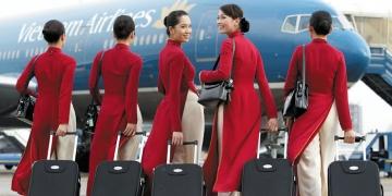 Nữ tiếp viên hàng không Vietnam Airlines bị bắt ở Nhật vì ăn cắp đồ