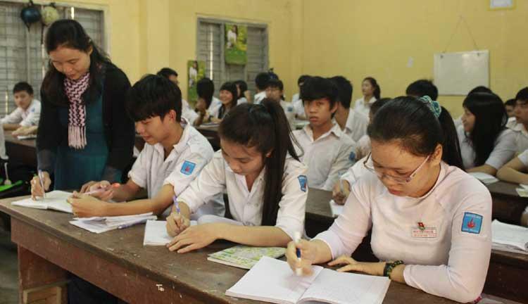 Huong dan on thi tot nghiep THPT nam 2014