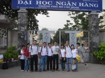 Đại học Ngân Hàng TPHCM tuyển sinh cao học năm 2014