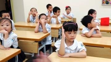 Đề thi học kì 2 lớp 1 môn Toán năm 2014 - TH Trần Nhân Tông