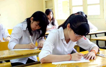 Đề thi học kì 2 môn Toán lớp 11 năm 2014 (P6)