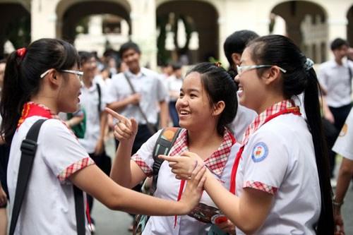 Điểm thi lớp 10 năm 2016 hai phong thi va xet tuyen vao lop 10 1 Thông tin tuyển sinh vào lớp 10 TP Hồ Chí Minh năm 2016