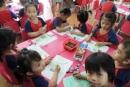 Trường mầm non Lâm Nhi tuyển sinh năm 2014