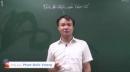 Thầy Phạm Quốc Vượng chia sẻ dạng bài thường gặp trong đề thi ĐH môn Toán