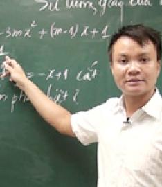 Video giải đề thi tốt nghiệp THPT môn Toán năm 2014 thầy Phạm Quốc Vượng