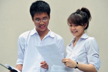 Đáp án đề thi tốt nghiệp môn Lý năm 2014 hệ GDTX của Bộ GD&ĐT