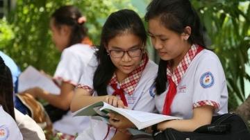 Đề thi thử vào lớp 10 môn Tiếng Anh tỉnh Bắc Giang năm 2014
