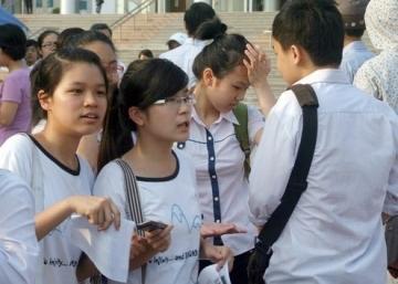 Đáp án đề thi vào lớp 10 năm 2014 tỉnh Bắc Giang môn Anh