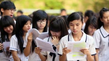 Gợi ý giải đề thi vào lớp 10 môn Toán tỉnh Bắc Giang năm 2014