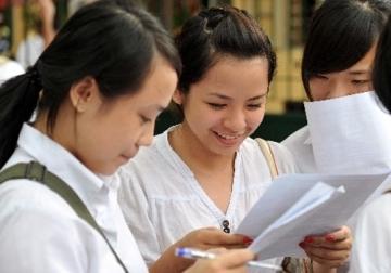 Thời gian công bố điểm thi đại học năm 2014