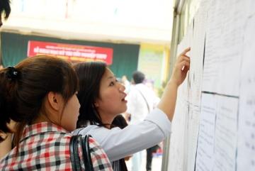 Điểm chuẩn vào lớp 10 chuyên tại Hà Nội năm 2014