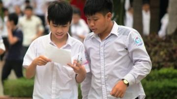 Đồng Nai công bố điểm chuẩn vào lớp 10 năm 2014