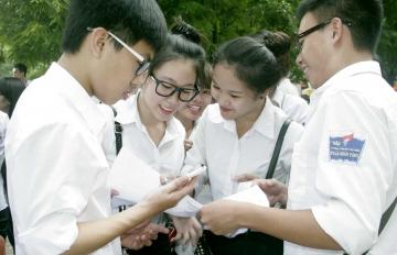 Điểm thi đại học chủ yếu từ 5-6 điểm, ít thí sinh đạt điểm cao