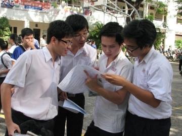 Đáp án đề thi cao đẳng môn Sinh khối B năm 2014