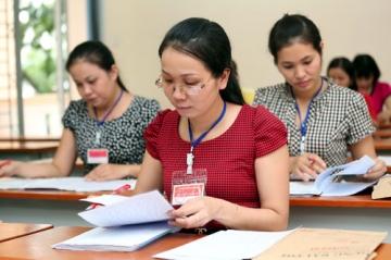 Bài thi môn Văn của thí sinh ĐH Công nghiệp Hà Nội chinh phục giám khảo