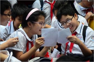 Đề thi vào lớp 6 chọn môn toán trường THCS Thanh Lăng năm 2014