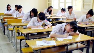 Đề thi khảo sát chất lượng đầu năm môn tiếng anh lớp 7 trường THCS Kim Thư năm 2014