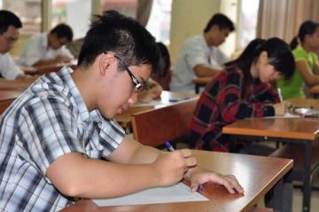 Đề thi khảo sát chất lượng đầu năm môn tiếng anh lớp 6 trường THCS Kim Thư năm 2014