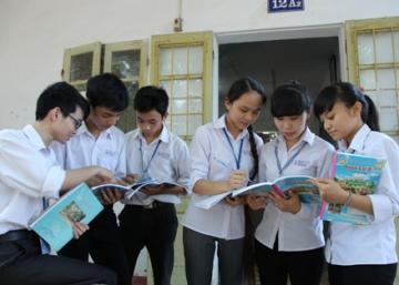Đại học Giáo dục - Đại học quốc gia Hà Nội công bố điểm chuẩn năm 2014.