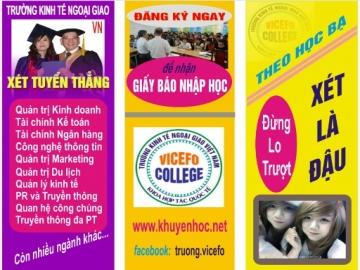 Trường Kinh tế Ngoại giao Việt Nam gần 10 năm khẳng định!