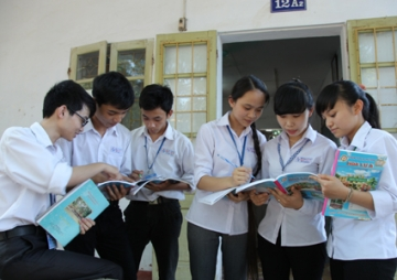 Điểm chuẩn Khoa du lịch -  Đại học Huế năm 2014.
