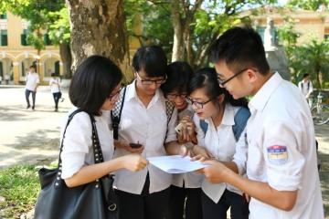 Trường đại học công nghệ thông tin và truyền thông -  Đại học Thái Nguyên công bố điểm chuẩn năm 2014