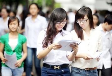 Danh sách các ngành, trường công bố môn thi chính năm 2014