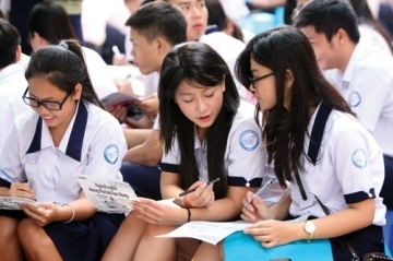 Điểm xét tuyển NV2 ĐH Khoa học xã hội và nhân văn - ĐH quốc gia Hà Nội