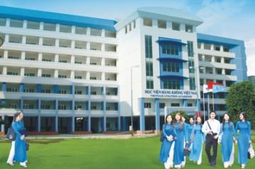Học viện Hàng không Việt Nam thông báo xét tuyển NVBS năm 2014