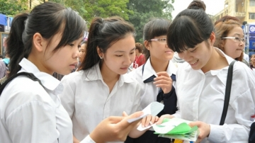 Đại học khoa học xã hội và nhân văn - Đại học quốc gia TPHCM tăng chỉ tiêu NV2