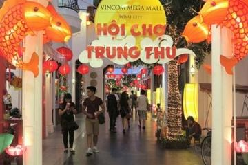 Địa điểm vui chơi trung thu 2014 tại Hà Nội