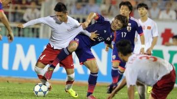 Lịch phát sóng U19 Việt Nam - U19 Nhật Bản ngày 9/9/2014