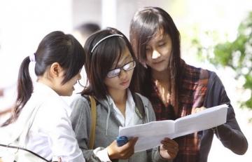 Chọn phương án 1 cho kỳ thi Quốc gia năm 2015