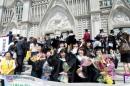 10 suất học bổng toàn phần du học Hàn Quốc năm 2015
