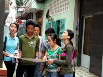 Cười ra nước mắt với cảnh sinh viên tìm nhà trọ