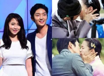 Lee Jun Ki chia sẻ cách hôn ngọt ngào dành cho Nam Sang Mi