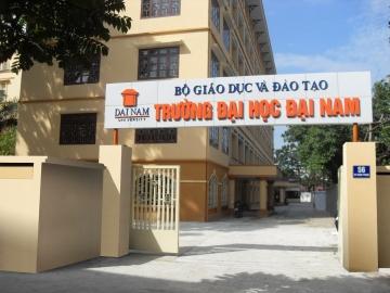Đại học Đại Nam tuyển sinh bổ sung 200 chỉ tiêu NV2 năm 2014
