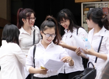Học viện ngân hàng công bố điểm chuẩn NV2 hệ cao đẳng năm 2014