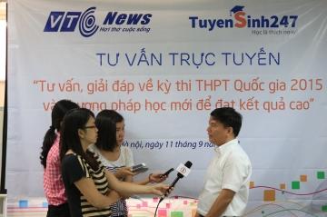 Tất cả các thắc mắc thí sinh tự do về kỳ thi THPT quốc gia 2015