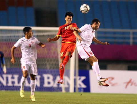 Lich thi dau U23 Viet Nam vs U23 UAE ngay 26/9/2014