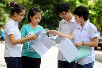 Nhiều trường đại học không đủ chỉ tiêu tuyển sinh