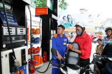 Giá xăng giảm 150 đồng/lít từ 30/9/2014