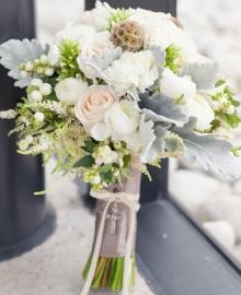 Xu hướng hoa cưới cầm tay thu đông 2014