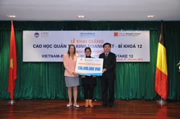 Đại học Kinh tế Quốc dân tuyển sinh cao học Việt Bỉ năm 2014 đợt 2