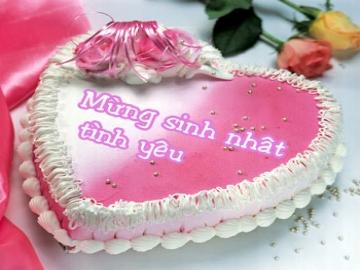 Những lời chúc sinh nhật người yêu dí dỏm nhất